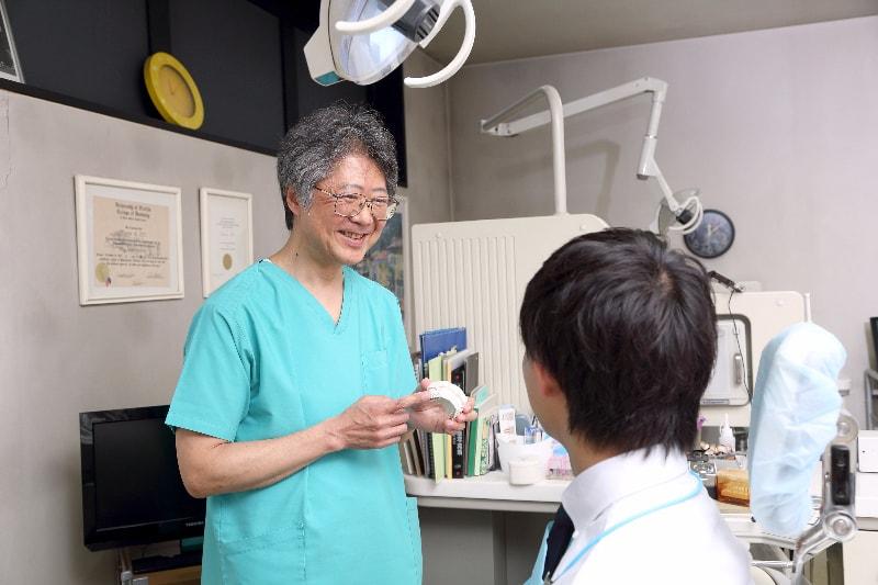 歯の治療で免疫力を高め、健康でいられるように