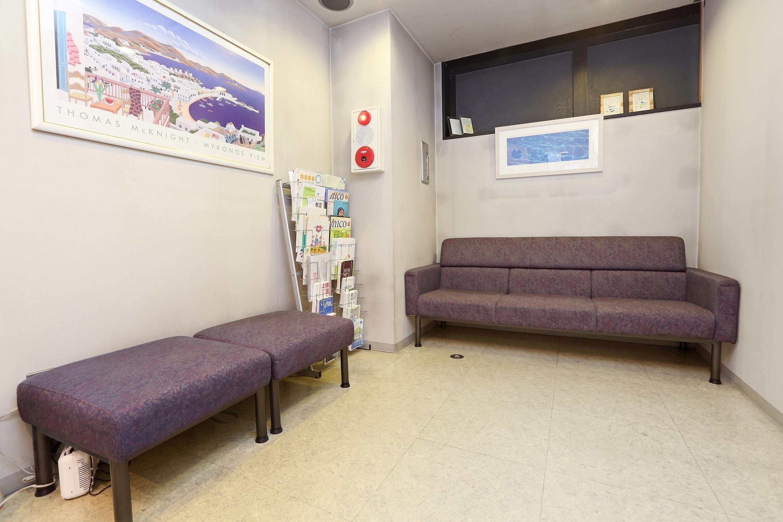 駒沢歯科医院(待合室)